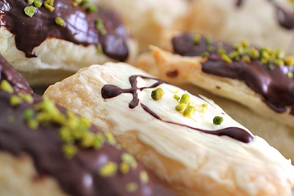 Mandel-Pistazien Croissant