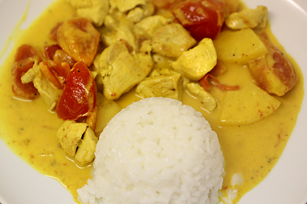 Ananascurry