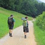 Am Wandern
